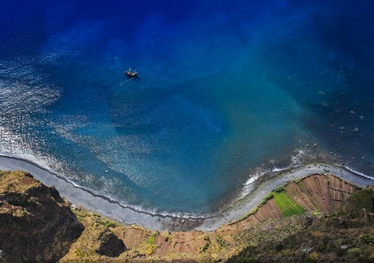 Cabo Girão - view